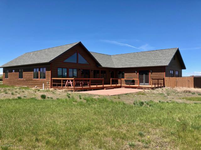 67 Old Brazzill Ranch, Pinedale, WY 82941 (MLS #19-1595) :: Sage Realty Group