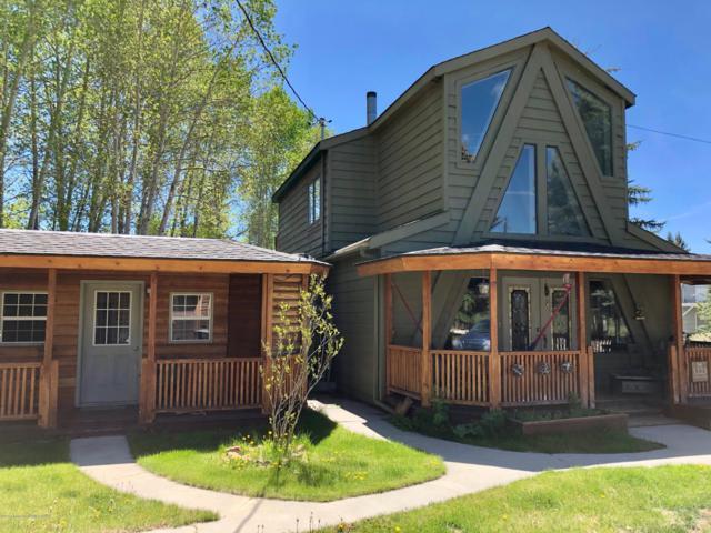 1223 N Crear, Pinedale, WY 82941 (MLS #19-1658) :: West Group Real Estate