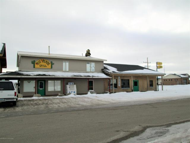 8-10 W Fourth St, Marbleton, WY 83113 (MLS #19-172) :: The Group Real Estate