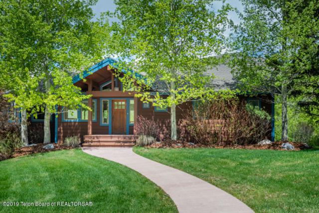 704 Rodeo Dr, Jackson, WY 83001 (MLS #19-175) :: Sage Realty Group