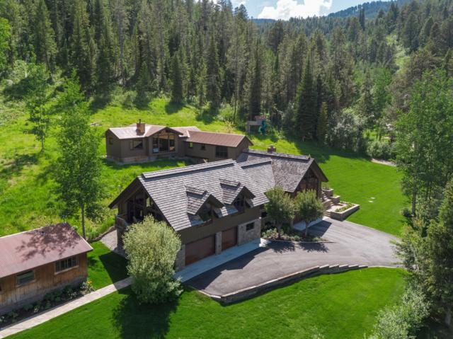 6150 W Paintbrush Trail, Wilson, WY 83014 (MLS #19-1772) :: West Group Real Estate