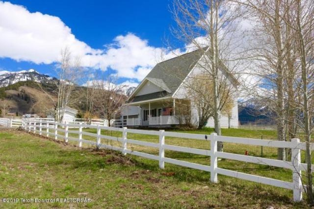 135 Buckskin Way, Etna, WY 83118 (MLS #19-178) :: Sage Realty Group