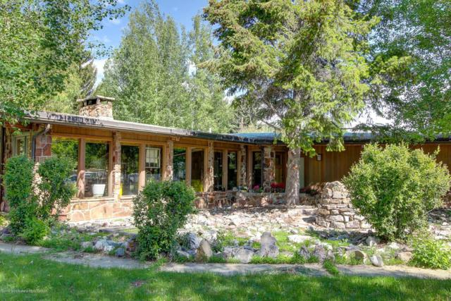 135 N Gros Ventre St, Jackson, WY 83002 (MLS #19-1820) :: West Group Real Estate