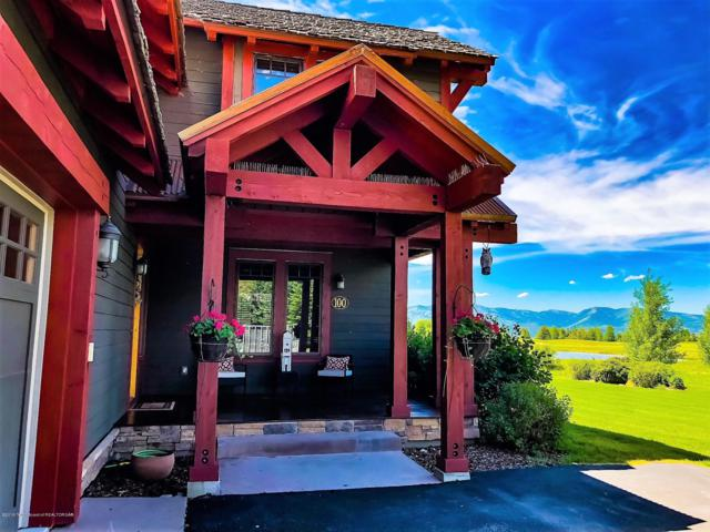 100 AND 98 Moulton Ln, Victor, ID 83455 (MLS #19-1821) :: Sage Realty Group