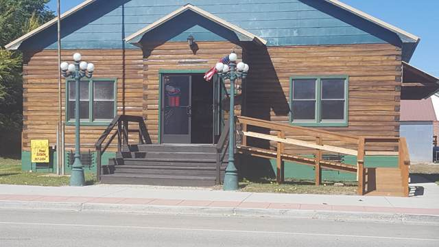 215 Budd Ave, Big Piney, WY 83113 (MLS #19-195) :: Sage Realty Group