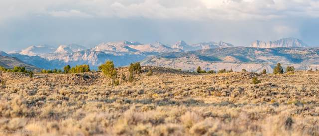 LOT 4 Alpine Hills Dr, Pinedale, WY 82941 (MLS #19-2018) :: Sage Realty Group