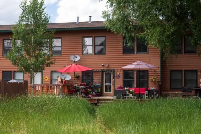 1070 Elk Run Lane #34, Jackson, WY 83001 (MLS #19-2026) :: Sage Realty Group