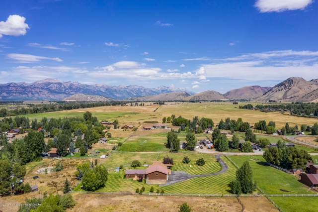 2155 South Park Ranch Road, Jackson, WY 83001 (MLS #19-2597) :: Sage Realty Group