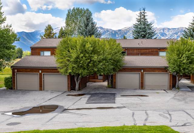 330 E Sagebrush Drive 12-5-E, Jackson, WY 83001 (MLS #19-2606) :: West Group Real Estate
