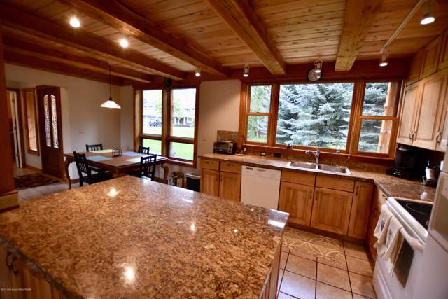 1091 Melody Creek Lane, Jackson, WY 83001 (MLS #19-2637) :: West Group Real Estate
