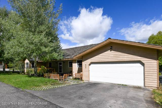 405 Henley Dr, Jackson, WY 83001 (MLS #19-2662) :: West Group Real Estate