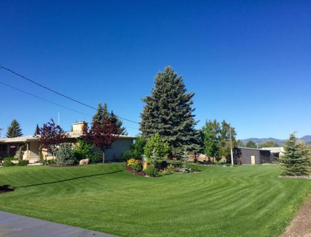 240 Madison St, Afton, WY 83110 (MLS #19-270) :: Sage Realty Group