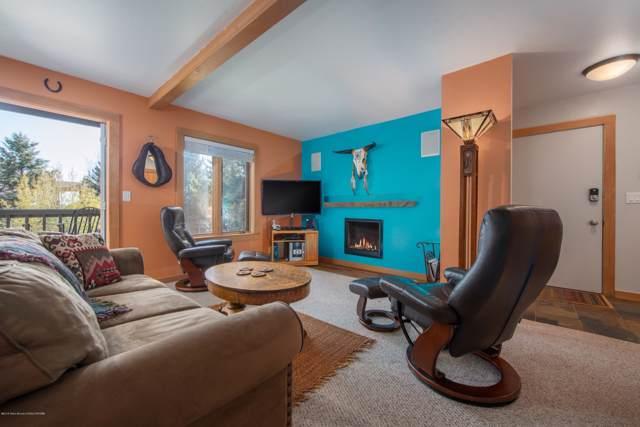 3605 W Michael Dr A-4, Teton Village, WY 83025 (MLS #19-2875) :: West Group Real Estate