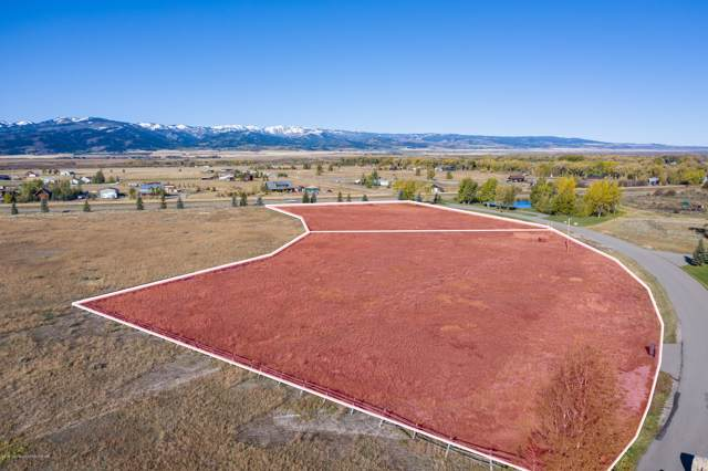 0000 Teton Saddleback Vistas Drive, Driggs, ID 83422 (MLS #19-2971) :: West Group Real Estate