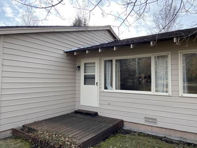 3455 S Tensleep Drive #3, Jackson, WY 83001 (MLS #19-3053) :: Sage Realty Group