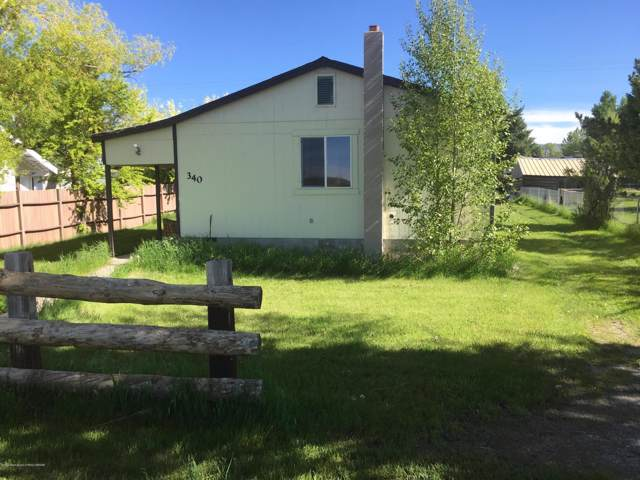 340 W Main St, Cokeville, WY 83114 (MLS #19-3073) :: West Group Real Estate