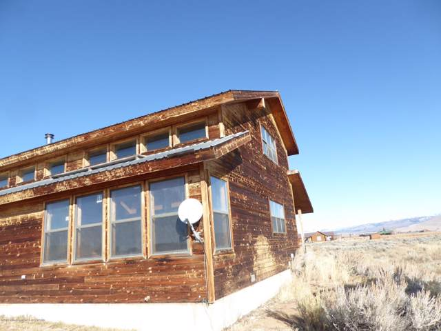 77 Beaver Run Rd, Pinedale, WY 82941 (MLS #19-3084) :: Sage Realty Group