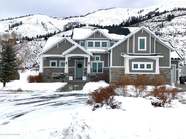 111 Young Ln, Afton, WY 83110 (MLS #19-3117) :: Sage Realty Group