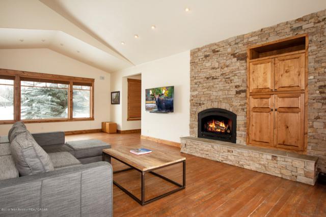 4345 Kestrel Lane, Jackson, WY 83002 (MLS #19-314) :: West Group Real Estate