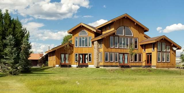 1307 Club House Road, Pinedale, WY 82941 (MLS #19-3176) :: West Group Real Estate