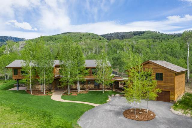 2150 S Rapid Creek Road, Alta, WY 83414 (MLS #19-3194) :: Sage Realty Group
