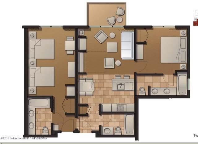 3335 W Village Dr #223, Teton Village, WY 83025 (MLS #19-3223) :: Sage Realty Group