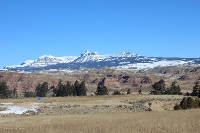 TBD Bald Mountain Road Lot 5, Dubois, WY 82513 (MLS #19-416) :: Sage Realty Group