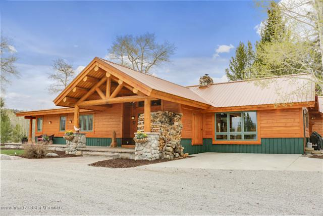 85 Riverside Rd, Pinedale, WY 82941 (MLS #19-734) :: West Group Real Estate