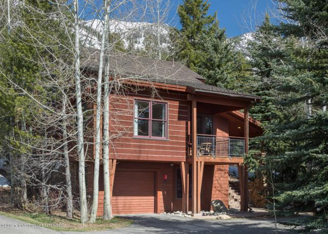 Address Not Published, Teton Village, WY 83025 (MLS #19-753) :: Sage Realty Group
