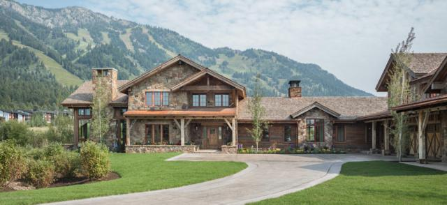 7165 Jensen Canyon Rd, Teton Village, WY 83014 (MLS #19-774) :: West Group Real Estate
