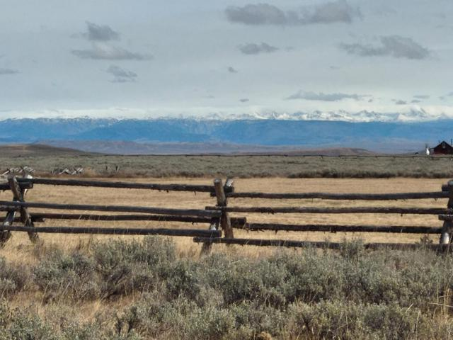 LOT 13 Booth Dr, Daniel, WY 83115 (MLS #19-780) :: Sage Realty Group