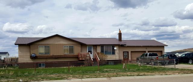 821 E Third St, Marbleton, WY 83113 (MLS #19-866) :: The Group Real Estate
