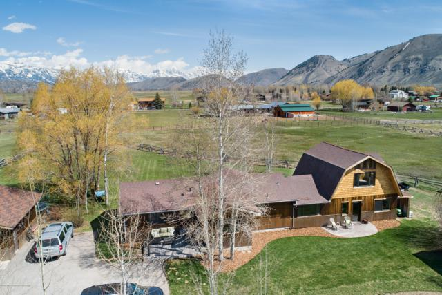 2160 South Park Ranch Road, Jackson, WY 83001 (MLS #19-945) :: Sage Realty Group