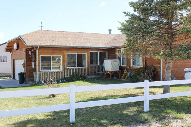 338 S Elm St, Labarge, WY 83123 (MLS #20-1053) :: The Group Real Estate