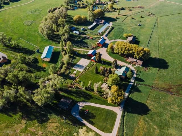 956 Rainey Creek Rd, Swan Valley, ID 83449 (MLS #20-1117) :: West Group Real Estate