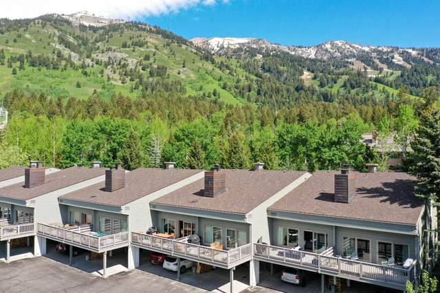 3720 W Michael Dr 9-1, Teton Village, WY 83025 (MLS #20-1138) :: West Group Real Estate