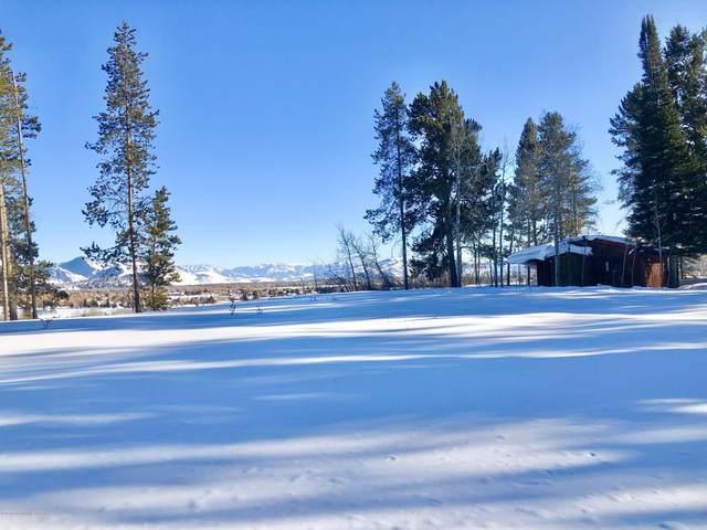 1350 N Old Trail Drive, Wilson, WY 83014 (MLS #20-120) :: West Group Real Estate