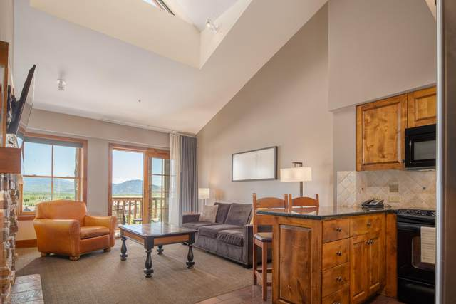 3385 W Village Drive #421, Teton Village, WY 83025 (MLS #20-1273) :: West Group Real Estate