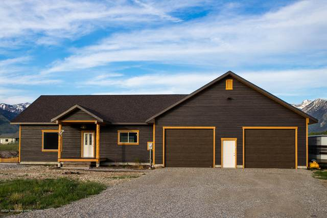 20 Southbrook Dr, Thayne, WY 83127 (MLS #20-1325) :: West Group Real Estate
