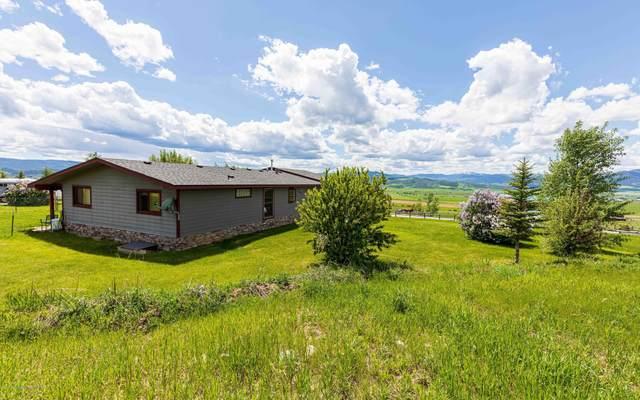 60 Teala Dr, Etna, WY 83118 (MLS #20-1415) :: West Group Real Estate