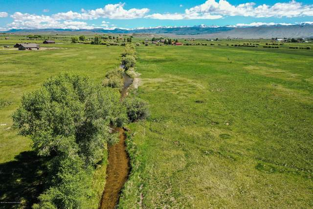 LOT 5 Old Brazzill Ranch Rd, Pinedale, WY 82941 (MLS #20-1523) :: Sage Realty Group