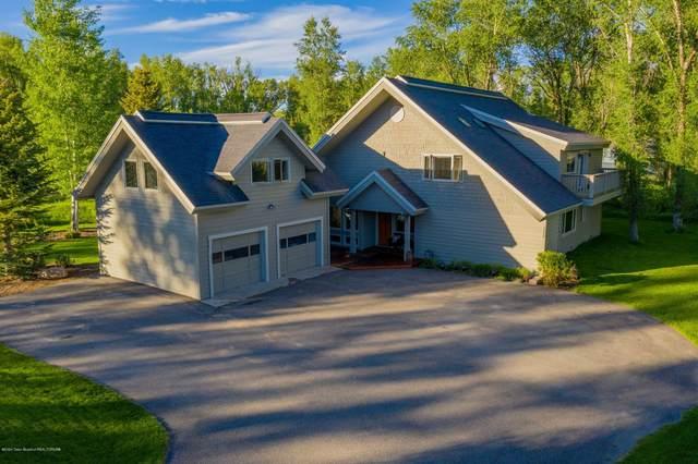 3900 N Teewinot Road, Wilson, WY 83014 (MLS #20-1528) :: West Group Real Estate