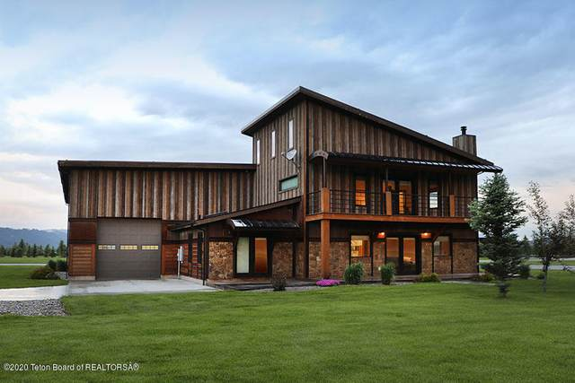 195 Refuge Pkwy, Alpine, WY 83128 (MLS #20-1580) :: Sage Realty Group