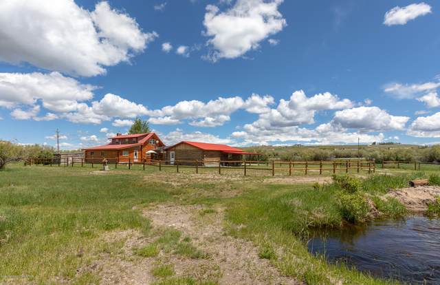 241 Ehman Ln, Pinedale, WY 82941 (MLS #20-1605) :: West Group Real Estate