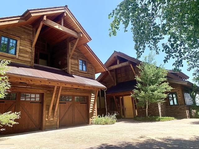 9495 River Rim Ranch Road #2, Tetonia, ID 83452 (MLS #20-1787) :: Sage Realty Group