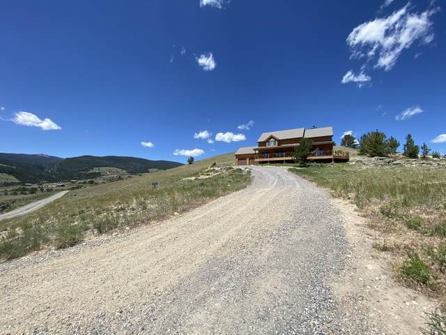 20 Hart Ct, Dubois, WY 82513 (MLS #20-1860) :: Sage Realty Group