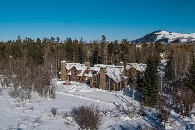 3265 N Teton Pines Dr, Wilson, WY 83014 (MLS #20-187) :: West Group Real Estate