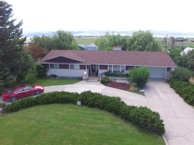 442 Lincoln St, Afton, WY 83110 (MLS #20-1888) :: Sage Realty Group