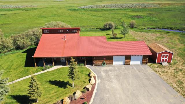 1889 Big Sandy Elkhorn Rd, Boulder, WY 82923 (MLS #20-1958) :: Sage Realty Group