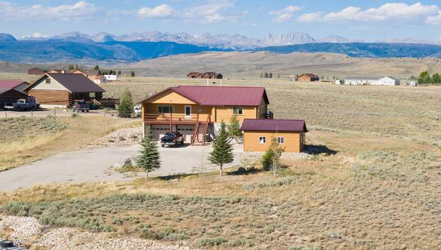 28 Vixen Cir, Pinedale, WY 82941 (MLS #20-2026) :: Sage Realty Group